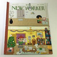 The New Yorker December 15 2014 - Full Magazine Theme Cover Ivan Brunetti