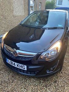 Vauxhall Corsa Limited Edition, 2014