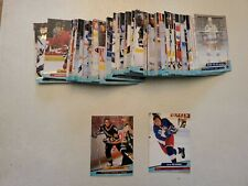 1992-93 Fleer Ultra Series 2 Hockey Cards Complete Set Card #'s 251-450 Many RCs