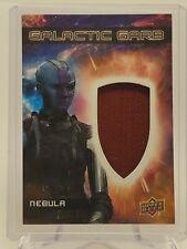 Marvel Guardians of The Galaxy Upper Deck Nebula Galactic Garb SM-21