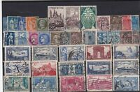 france early to mid period mixed stamps ref r12025
