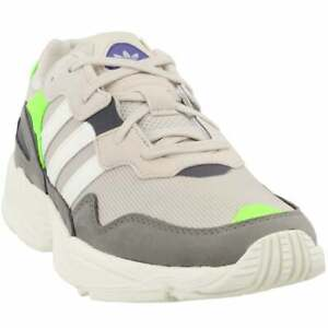 adidas Yung-96 Lace Up  Mens  Sneakers Shoes Casual   - Grey