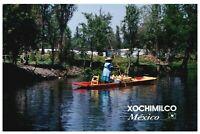 RPPC Photo Image From Irapuato Lake Xochimilco Mexico #12 PC1098