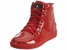 Travel Fox 900 Series Womens 916301-404 Red Nappa Leather Shoes Size 7 - 37
