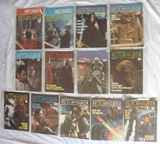 13 STAR WARS RETURN OF THE JEDI MARVEL COMICS 1983 1 9 11 13 14 15 20 22 24 37/8