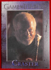 GAME OF THRONES - CRASTER - Season 3, Card #85 - Rittenhouse 2014
