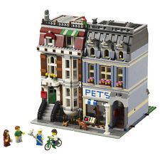 RETIRED - FACTORY SEALED - LEGO (10218) Pet Shop
