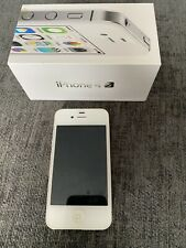 iPhone 4S - 8gb Boxed - White & Silver - Locked To EE - Excellent Condition