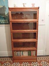 "Vitrinenschrank ""Barrister Bookcase""  Bücherschrank Vitrine Bücherregal  neu"
