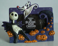 Nightmare Before Christmas NBX Jack And Zero Disney Japan Resin Photo Frame