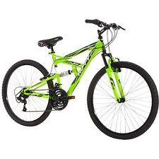 "26"" Huffy Men's Rock Creek Mountain Bike Green"