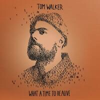Tom Walker - What a Time To Be Alive Deluxe [CD] Sent Sameday*