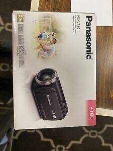 Panasonic HC-V180 High Definition Video Camera  NEW