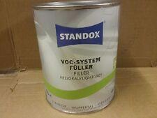 Standox 2K COV Système Entonnoir Apprêt Gris Clair 1 litre 2K