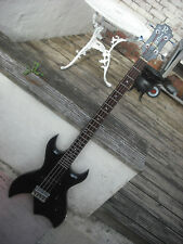1984 Japanese NJ series BC Rich Son of a Rich electric bass guitar MIJ japan