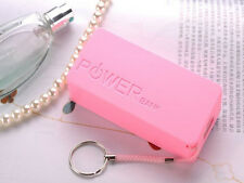 5000mAh 5V USB Portable External 18650 Battery Charger Power Bank Case For Phone