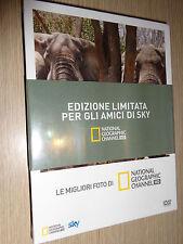 DVD LE MIGLIORI FOTO DI NATIONAL GEOGRAPHIC CHANNEL HD COPIA FUORI COMMERCIO SKY