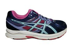 Asics Gel Contend 3 Running Shoes - US Womens Size 8 - Purple/Pink T5G5N(D)