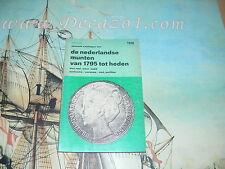 Mevius:1978  Speciale catalogus van de nederlandse munten van 1795 tot heden