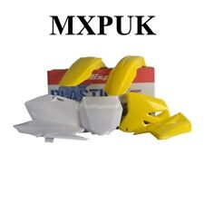 RM250 2001 PLASTICS KIT POLISPORT STANDARD RM 250 01 MXPUK SUZUKI (047)