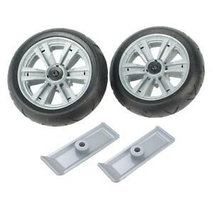 Off-Road Walker Kit - Extral Large Heavy Duty Wheels/Tires & Skids