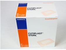 Cutiplast steril  10cmx8cm  Wundverband  50 Stäck
