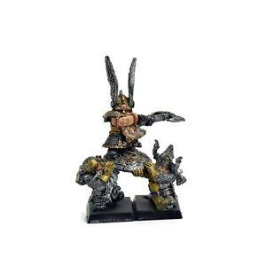 DWARFS Dwarf King Alrik #1 Warhammer Fantasy METAL