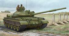 Russian T-62 BDD Mod. 1984 Tank 1:35 Plastic Model Kit TRUMPETER