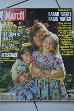 PARIS MATCH N°2360 (18/8/1994) Sarah - Algérie - Résistance - Arditi-Bouix