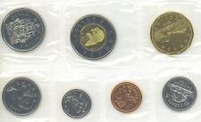 Canada 2004-P Proof Like Coin Set Uncirculated COA Envelope PL Set 2004