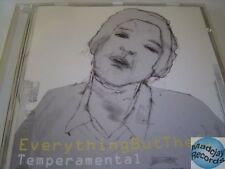 CD EVERYTHING BUT THE GIRL TEMPERAMENTAL