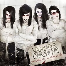 Vampires Everywhere Hellbound & Heartless [CD New]