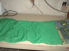 JOHN DEERE TODDLER SLEEP MAT ATTACHED BLANKET AND PILLOW KID-NAPPER   (RR2)