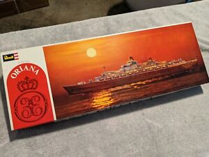 Lot 341 - S.S. Oriana - Revell Asia Vintage 1971
