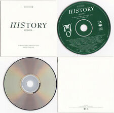 "Michael Jackson HISTORY BEGINS 5"" 5-inch CD Single Green Vert Limited PROMO 1995"