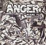 Anger Miami, FL (1994) [CD]