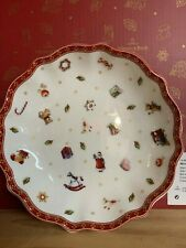 Villeroy & Boch TOY'S DELIGHT Shallow SMALL Bowl #3690