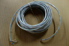 25 feet - 4 Pair 8 Conductor 22 Awg Solid Core Plenum cable