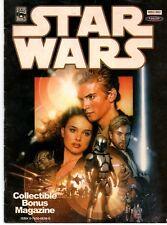 Star Wars Collectible Bonus Magazine 2002