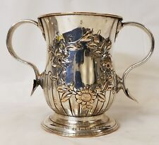 Early Old Sheffield Silver on Copper Loving Cup
