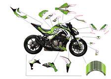 Kawasaki z 1000 Design/décor/Autocollant/Décalque/décor entièrement compatible Kawa z1000