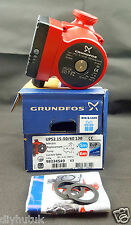 Grundfos ups2 15-50/60 130 Reemplazo Bomba 98334549 5/6 Medidor De Bomba de recirculación