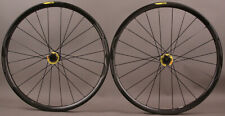 "Mavic Crossmax Pro Carbon 27.5"" 650b MTB Gravel CX Bike Wheelset Fits Shimano 11"