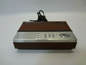 Vintage Radioshack TAD-312 Duofone Dual Cassette Answering Machine