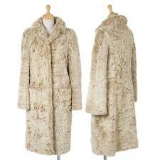 Jocomomola Fake Fur Coat Size 40(K-46895)