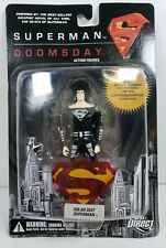 DC Direct Superman Doomsday 4.5 Inch Solar Suit Superman Action Figure - MOC