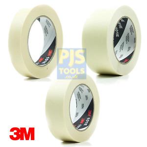 3m 101E scotch masking tape 50m painters tape 24 (Pk 9), 36 (Pk 6) & 48mm (Pk 5)