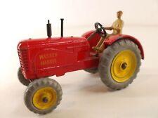 Dinky Toys GB n° 27A 300 Tracteur Massey Harris