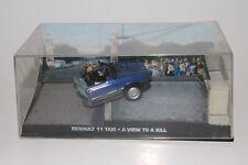 James Bond - Renault 11 TAXI display model 1/43 SP EDITION