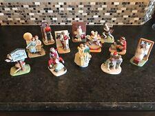Danbury Mint Figurines (Set Of 12)